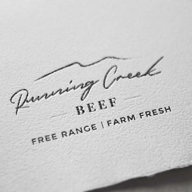 Branded Studio Design Agency_Running-Creek-Beef-Brand